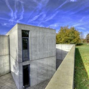 تصویر - غرفه کنفرانس ویترا در دانشگاه vitra , اثر تادائو آندو - معماری