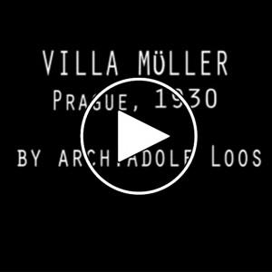 عکس - ویلا مولر ( Villa Müller ) , اثر آدلف لوس و کارِل لوتا