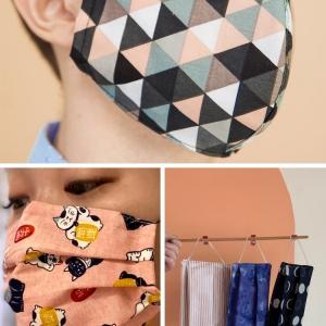 عکس - 15 ماسک صورت با راهنمایی مرکز کنترل بیماریها CDC
