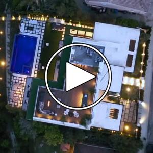 تصویر - ویلا Brentwood ، اثر Huntington Estate Properties ، آمریکا ، کالیفرنیا - معماری