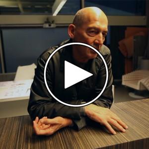 تصویر - همراه با رم کولهاوس (Rem Koolhaas) در استودیو Abroad ، روتردام (Rotterdam) - معماری