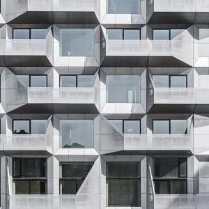تصویر - پروژه The Silo , اثر تیم COBE ، پروژه برتر سال 2018 A Awards ، دانمارک  - معماری