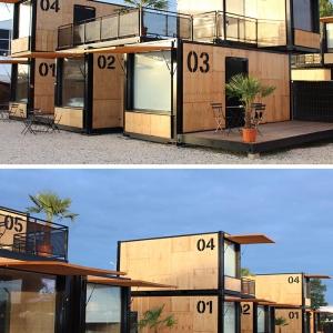 تصویر - هتل کانتینری ،طراحی اقامتی ایده آل برای سفر به مکان های دیدنی جهان - معماری