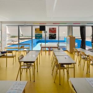 تصویر - مدارس آینده : چگونه مبلمان , آموزش را تحت تاثیر قرار خواهند داد ؟ - معماری