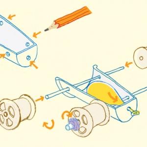 تصویر - 44 چالش علمی بنیاد جمیز دیسون برای سرگرمی کودکان در قرنطینه - معماری