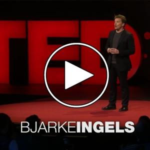 تصویر - سخنرانی TED , معمار : بیارکه اینگلس ( Bjarke Ingels ) ( زیرنویس فارسی ) - معماری