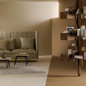 عکس - قفسه کتاب Albero ، اثر طراح Gianfranco Frattini