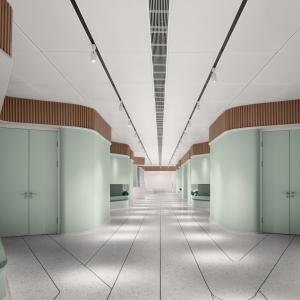تصویر - مهدکودک Chongqing BIK , اثر تیم طراحی F.O.G. Architecture , چین - معماری