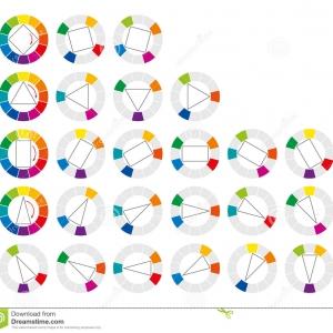 تصویر - آموزش معماری : هماهنگی رنگ ها - معماری