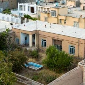عکس - تخریب خانه پرویز مشکاتیان در نیشابور