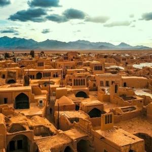 عکس - مرمت هزار بنا در شهر یزد , تبدیل بافت جهانی به کارگاه مرمتی
