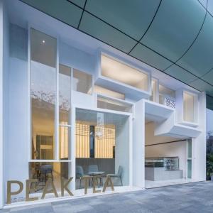عکس - کافه PEAK TEA , اثر تیم طراحی Onexn Architects , چین