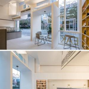 تصویر - کافه PEAK TEA , اثر تیم طراحی Onexn Architects , چین - معماری