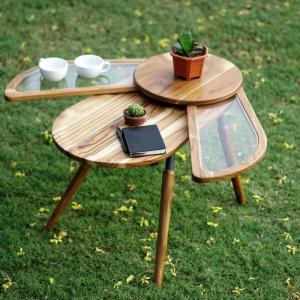 تصویر - میز بالدار Elytra  - معماری