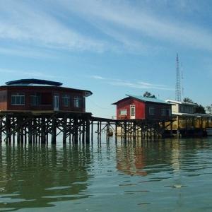 تصویر - سه موزه جدید در کشور , از موزه تاریخی در کوثر تا موزهای روی آب در آشوراده - معماری