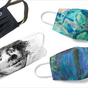 تصویر - ماسکهای هنری یادگاری جدید موزهها - معماری