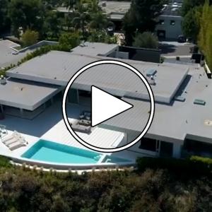 تصویر - خانه 25 میلیون دلاری , آمریکا , کالیفرنیا  - معماری