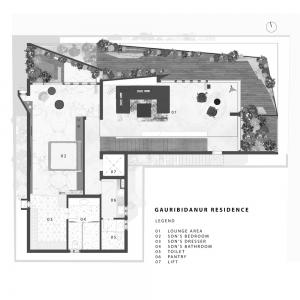 تصویر - مجتمع اقامتی Gauribidanur اثر تیم معماری Cadence ،هند - معماری