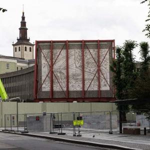 تصویر - برچیدن نقاشی دیواری پابلو پیکاسو پس از سالها اختلاف - معماری