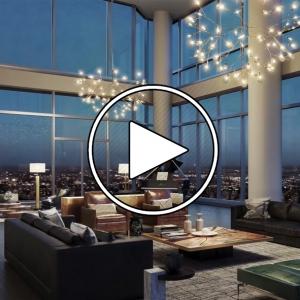 تصویر - آپارتمان 200 میلیون دلاری , نیویورک - معماری