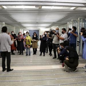عکس - پایان بهسازی موزه هنرهای معاصر تهران تا آخر شهریور ماه