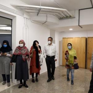 تصویر - پایان بهسازی موزه هنرهای معاصر تهران تا آخر شهریور ماه - معماری