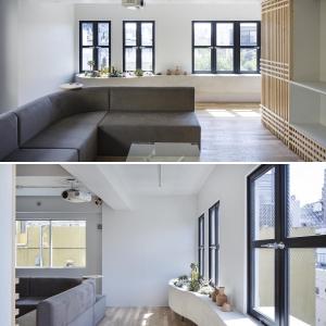 تصویر - طراحی باغچه کوچک کاکتوس جایگزین سایر گیاهان آپارتمانی - معماری