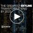 عکس - بزرگترین تحولات خط آسمان شهرهای دنیا تا سال 2025 (زیرنویس لاتین)