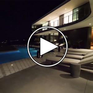 تصویر - خانه The Orum House , آمریکا , لس آنجلس , منطقه Bel Air - معماری