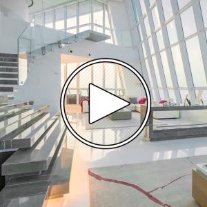 تصویر - پنت هاوس 37 میلیون دلاری , دبی مارینا (Dubai Marina) - معماری