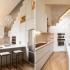 عکس - استفاده مفید و خلاقانه از تمام فضای آشپزخانه