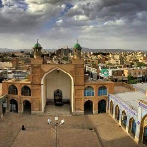 عکس - بافت تاریخی شهر سبزوار در معرض تهدید کمیسیون ماده صد شهرداری