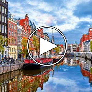 تصویر - مستند کوتاه هلند (Netherlands) , آمستردام (Amsterdam) - معماری