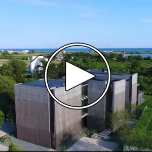 عکس - خانه با معماری چوبی , اثر Bates Masi Design , آمریکا , نیویورک