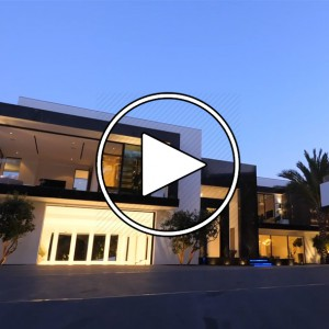 تصویر - ویلای مدرن Palazzo di Vista ، آمریکا ، منطقه Bel Air - معماری