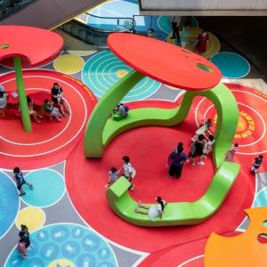 تصویر - پروژه Secret Garden Plaza ، اثر تیم طراحی 100 Architects ، چین - معماری