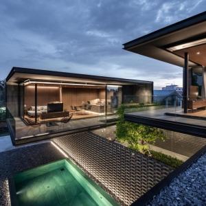 تصویر - ساختمان مسکونی Bangkok , اثر تیم طراحی WARchitect , تایلند - معماری