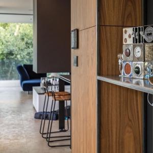 تصویر - خانه Montferrier Sur Lez , اثر تیم طراحی Brengues Le Pavec architects , فرانسه - معماری