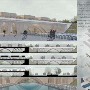 تصویر - اعلام نتایج اولین مسابقه ملی دانشجویی طوس - معماری
