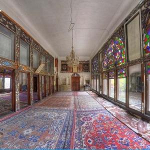 تصویر - تاسیس بزرگترین موزه تعزیه شمالغرب کشور در اردبیل - معماری