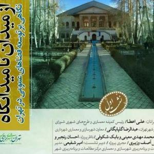 عکس - برگزاری نشست آنلاین از میدان تا میدانگاه ، نگاهی بر توسعه فضاهای عمومی در تهران