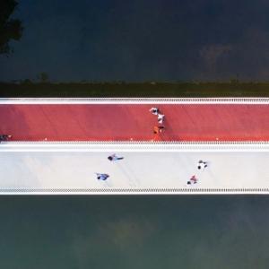 تصویر - پل Split , اثر استودیو طراحی Jane Z Studio , چین - معماری
