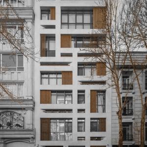 عکس - ساختمان مسکونی دروس ، استودیو حامدآرت , تهران