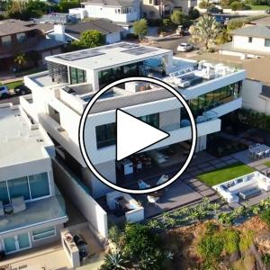 تصویر - ویلا 22 میلیون دلاری La Jolla , آمریکا , کالیفرنیا - معماری