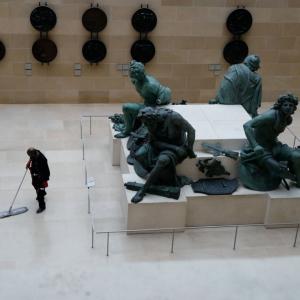 تصویر - تصمیم اشتباه گفتمان مشترک هنرمندان جهان در برابر محدویتهای کرونایی - معماری