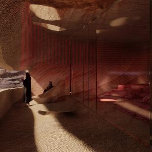تصویر - اقامتگاه AlUla desert ، اثر ژان نوول (Jean Nouvel) ، عربستان سعودی - معماری