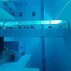 عکس - استخر Deepspot ، عمیق ترین استخر جهان ، لهستان
