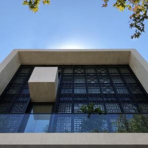 عکس - ساختمان مسکونی پنجره خانه ، اثر افشین خسرویان ، مشهد