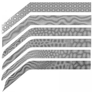تصویر - طراحی نرده با الهام از ساختار سلولی  - معماری