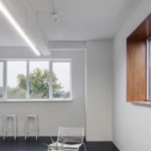 تصویر - 12 نمونه از فضاهای کار مونوکروم - معماری
